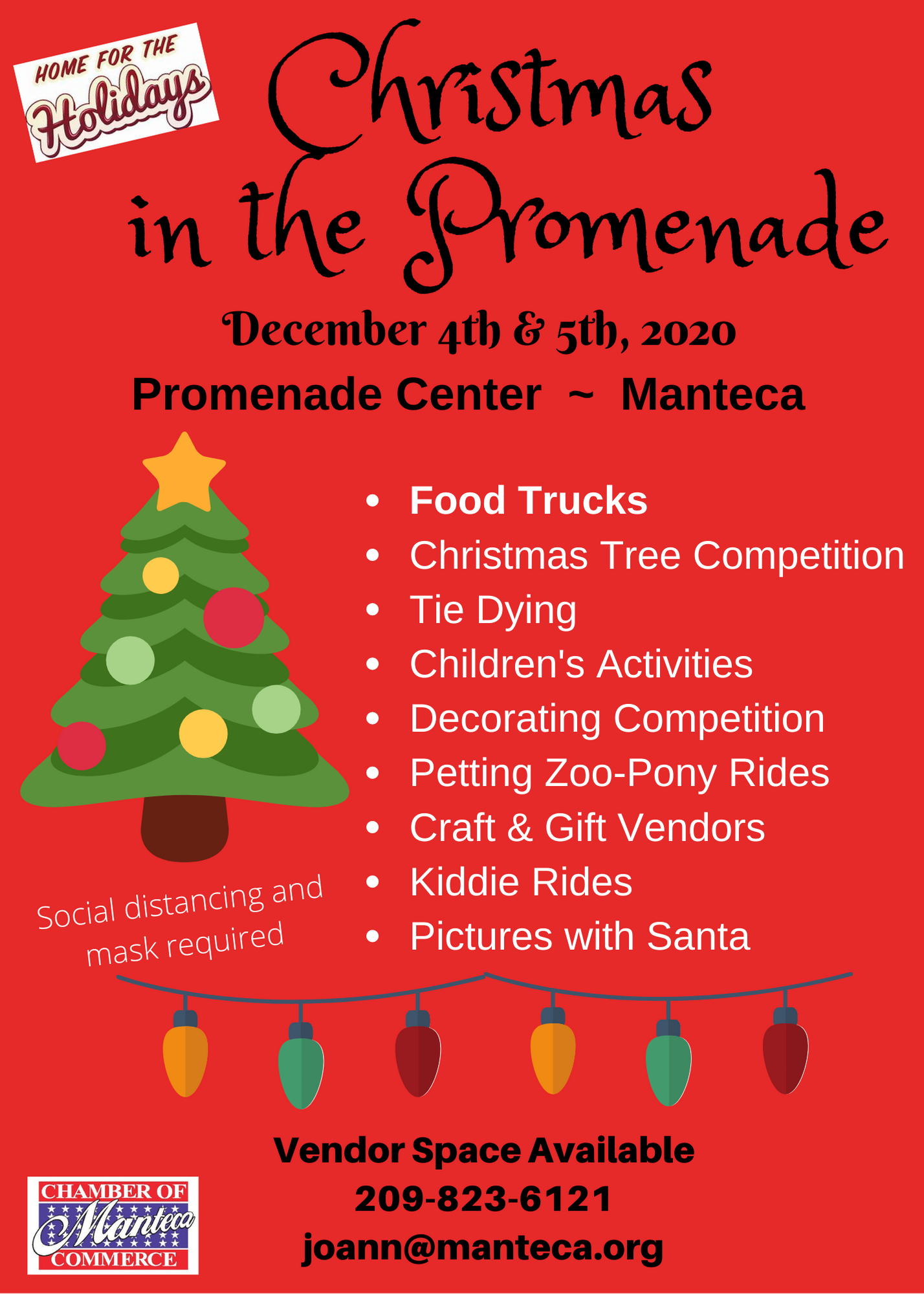 2020 Christmas in the Park | Manteca Chamber of Commerce